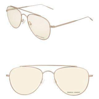 Tomas Maier Aviator Sunglasses