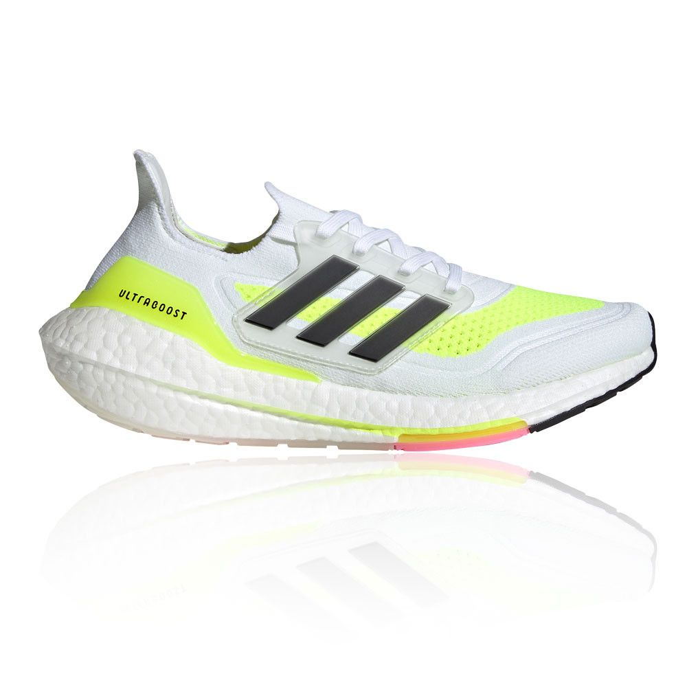 The adidas ultraboost 21 is a reliable partner for long, slow runs