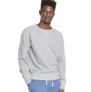Todd Snyder Lightweight Pocket Sweatshirt