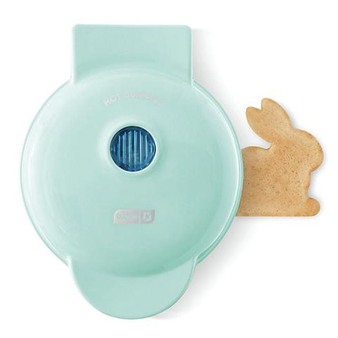 Dash Sells A Mini Bunny Waffle Maker That Screams Spring