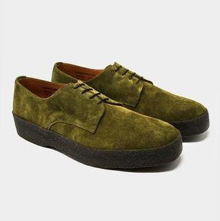 Sanders Suede Gibson Shoes