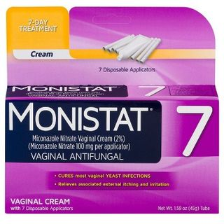 Monistat 7-Day Yeast Infection Treatment