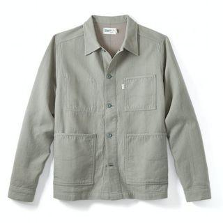 Wellen Double Cloth Chore Coat
