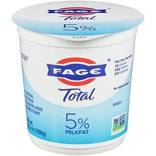 Fage Plain 5% Total Greek Yogurt