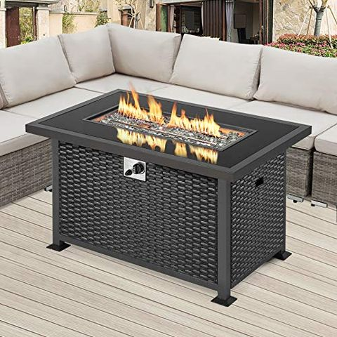 8 Best Fire Pits For 2021 Outdoor, Garden Furniture With Fire Pit Table