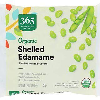 Frozen Organic Shelled Edamame