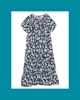Alegre Print Dress