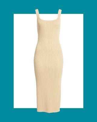Gillian Ribbed Tank Dress