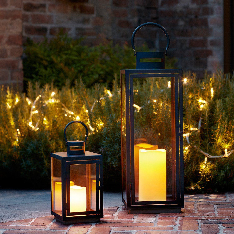 malvern outdoor lantern bundle
