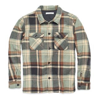 Outerknown Blanket Shirt Jacket