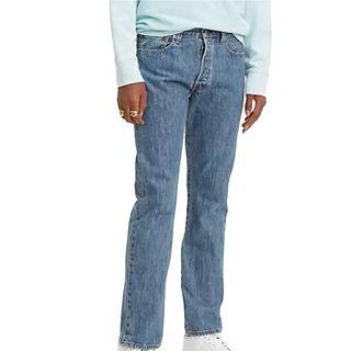 Levis 501 Original Fit Men's Jeans