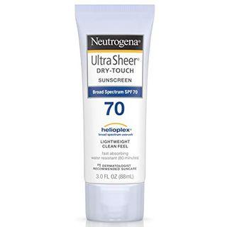 Neutrogena UltraSheer Dry-Touch Sunscreen SPF 70
