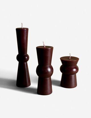 Wren Pillar Candle