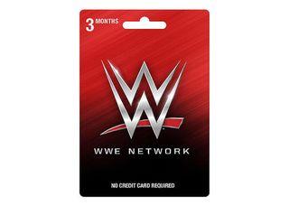 بطاقة اشتراك شبكة WWE لمدة 3 أشهر