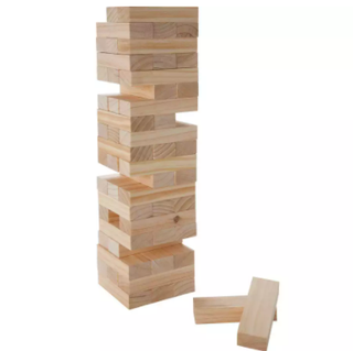 Chad Valley Outdoor Wooden Tension Tower Game