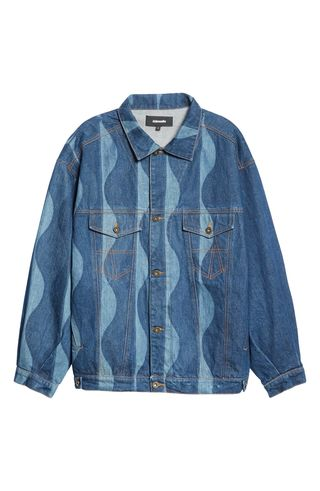 Signature Joy Denim Jacket