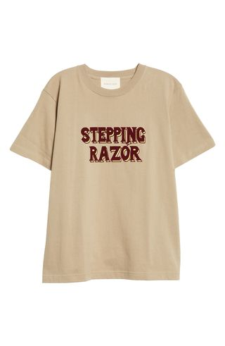Stepping Razor Graphic Tee