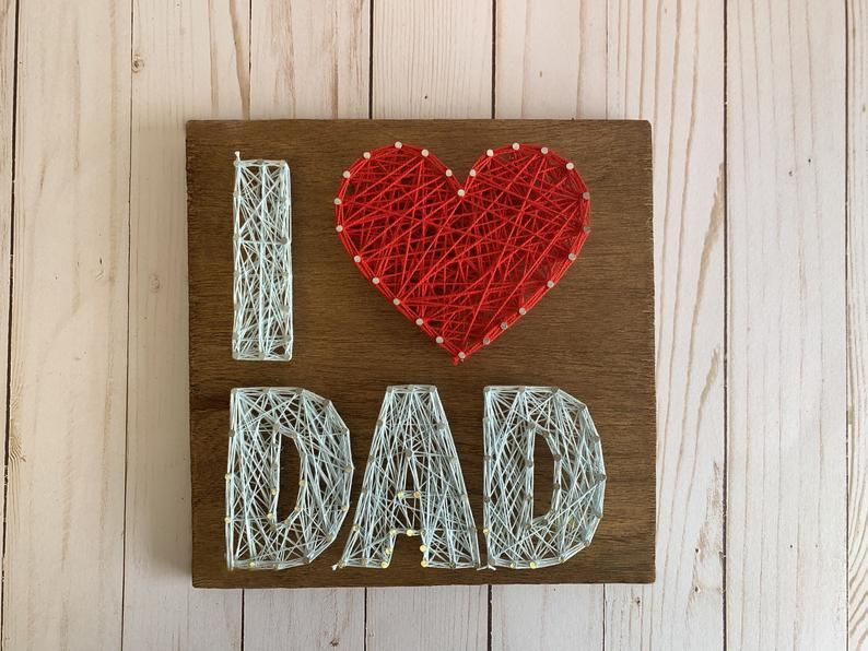 20 Easy Father S Day Craft Ideas For Kids Homemade Father S Day Crafts