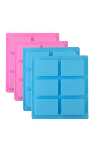 QPEY Silicone Soap Molds