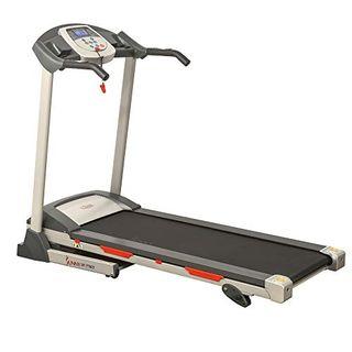 Sunny Health & Fitness Exercise Folding Treadmill