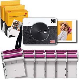 Kodak Mini Shot 3 Retro Instant Camera & Photo Printer