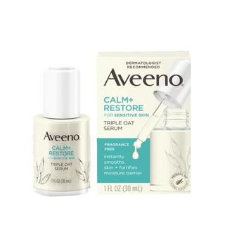 Aveeno Calm + Restore Triple Oat Serum