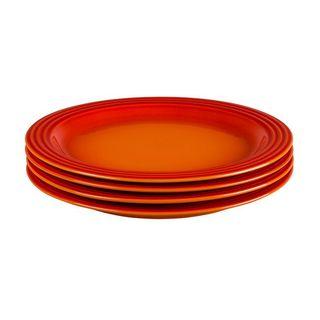 Le Creuset Dinner Plates