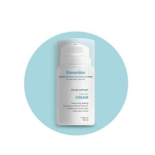 Hemp Extract Infused Facial Cream