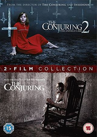The Conjuring and The Conjuring 2 [DVD]
