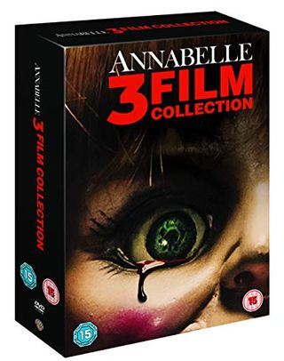Annabelle [3 Film Collection] [DVD]