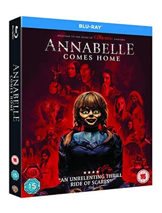 Annabelle Comes Home [Blu-ray] [Region Free]