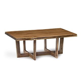 Berkshire Natural Wood Large Coffee Table