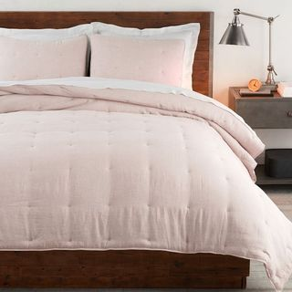 Belgian Flax Linen Comforter & Shams