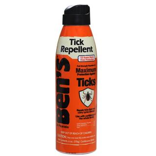 Ben's ticks and bugs