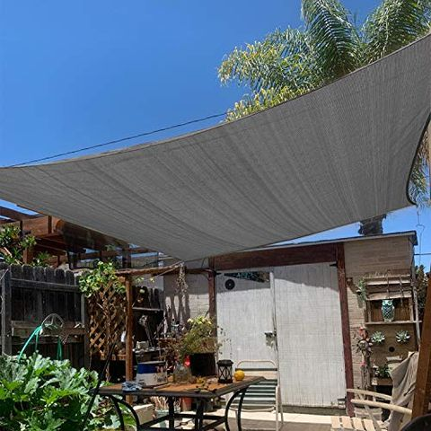 The 10 Best Shade Sails 2021, Patio Sun Sails