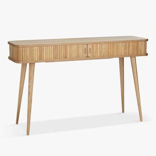 Grayson Storage Console Table, John Lewis, £299