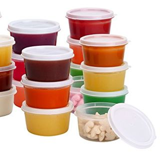 Greenco Mini Food Storage Containers, 20 Count