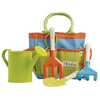 Briers Children's Tool Bag Set, Multicolored, 19.95 x 24.7 x 34.15 cm
