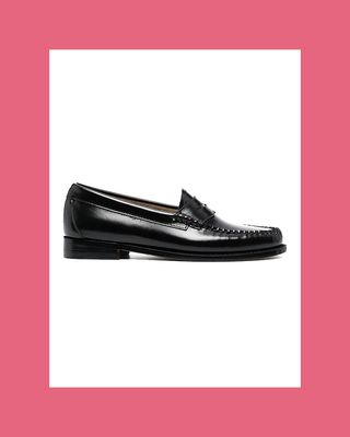 Slip-On Penny Loafers
