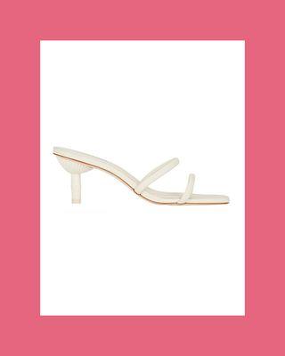 Soleil Bamboo Heel Sandals