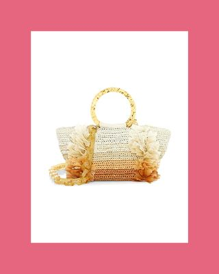 Corallina Ombré Ring Tote