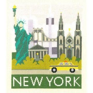 New York Cross Stitch Kit