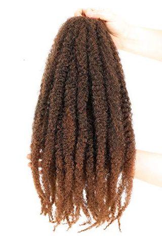 Ayana Marley Twist Braiding Hair