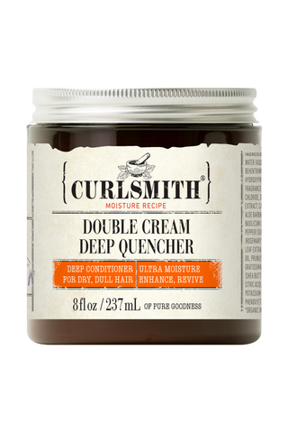 Curlsmith Double Cream Deep Quencher