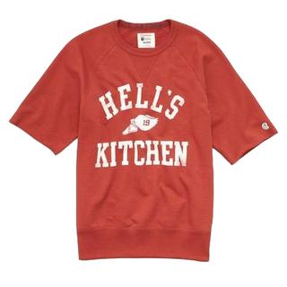 Todd Snyder + Champion Hell's Kitchen Short Sleeve Sweatshirt