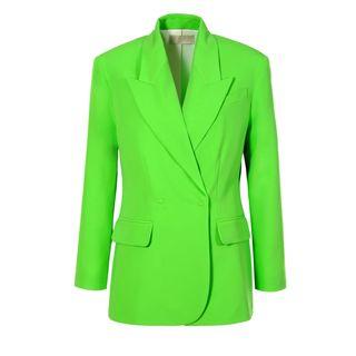 Ramona Green Flash Blazer