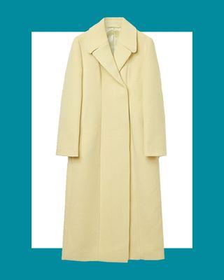 Tailored Long Coat