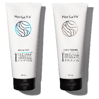 Hair La Vie Shampoo & Conditioner Set