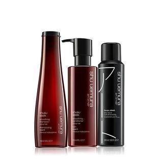 Shu Uemura Shusu Sleek Anti-Frizz Hair Set