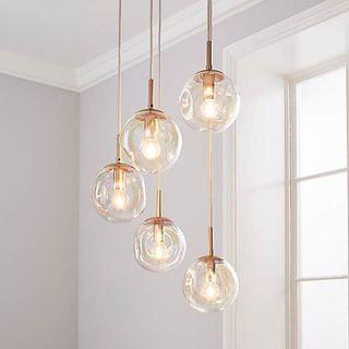 Alexis 5 Light Cluster Fitting, Dunelm, £75